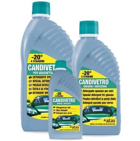 Detergent Anti-glare glasses -20 ° C Candivetro 4 Seasons Lt.1 Atas