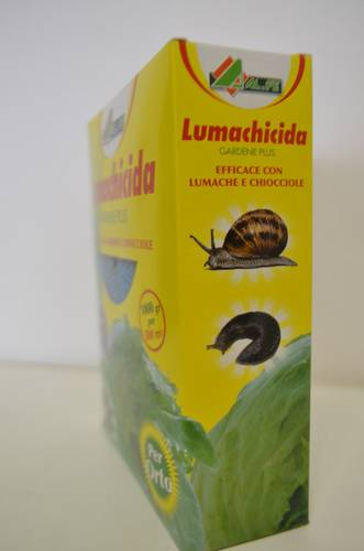 Lumachicida for Orti gardene Plus 1kg Al.Fe
