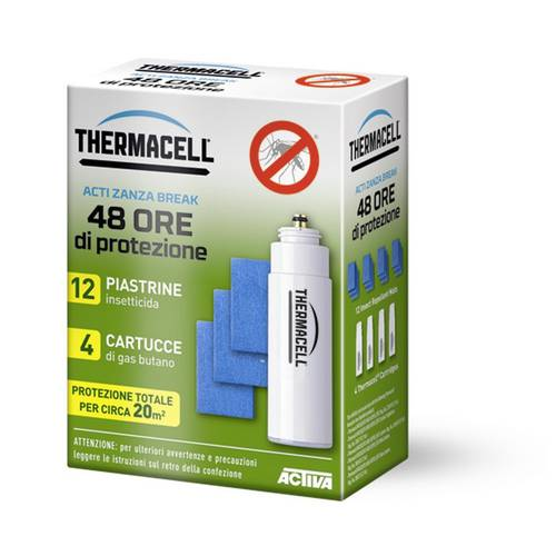 Charging 48 Hours of Protection for Thermacell Activa Mosquito Devices