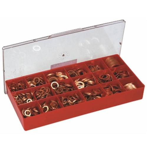Deposit Assortment 01905 Copper Washers