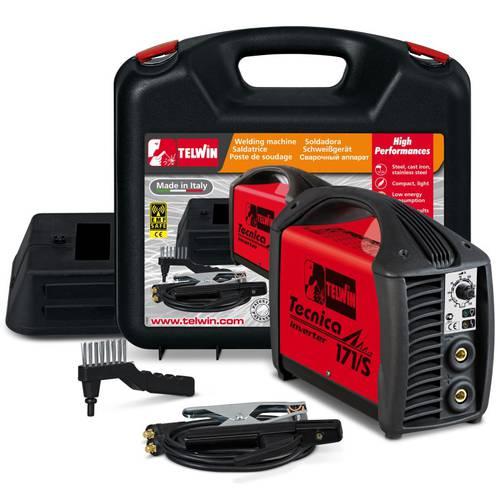 Welder Electrode Technology 171 / S + Accessories Telwin 816203