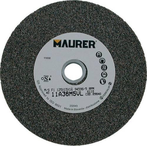 Mola Abrasiva a Disco 200x25x20mm Maurer