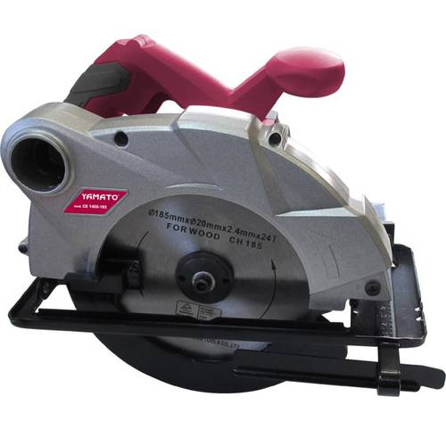 Portable 1400W 185mm Circular Saw CS1400-85 Yamato 094609