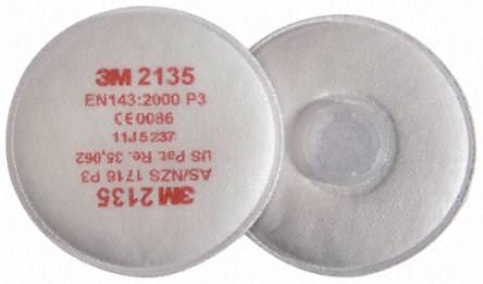 Filters Dust mask 3M 2135 P3