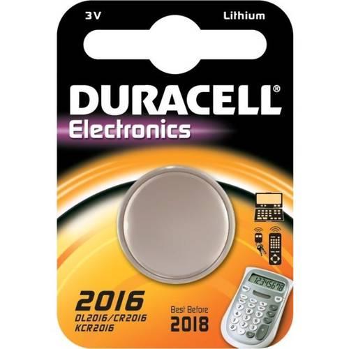 2016 Battery Duracell