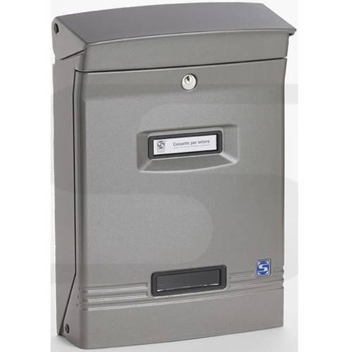 Mailbox Gioiosa Grigia 10-400.9007 Silmec