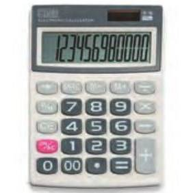 Desktop Calculator 12 Digits Large Niji 4210 - 4068