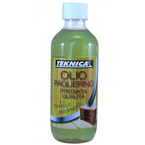 Straw Oil for Furniture and Floor Teknica