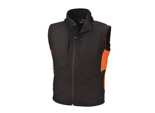 Softshell Jacket with Hood and Detachable Sleeves Art.7683 Beta