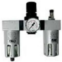 """Group FRL 1/4 """"with pressure gauge TA180FRL-M GAV"""
