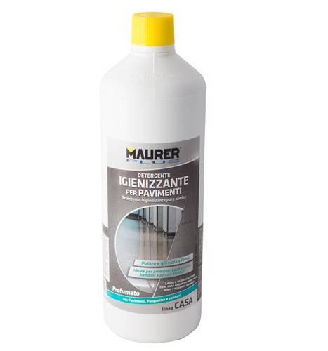 1 Lt Maurer sanitizing detergent for floors