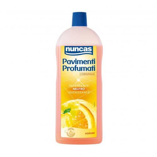 Perfumed Detergent Detergent for Citrus Fruits 1Lt Nuncas
