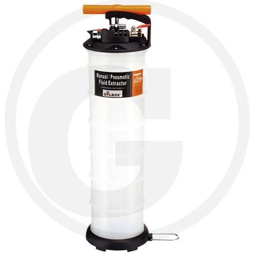 Manual Pump / Pneumatic Aspiration Oil 500OM-11060 Granit
