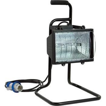 Halogen projector 1000W IP54 62617 Fanton