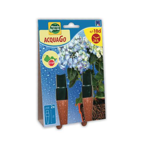 2pc. Sprinkler Plants AquaGo for Bottles