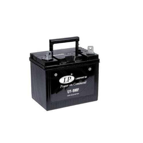 Starter Battery SLA U1-9 12V 24AH Pole + Left R106273 Sabart