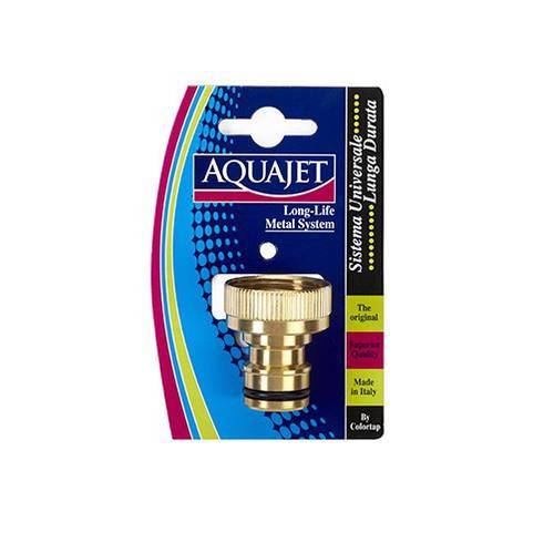 Brass Fitting Adapter for Aquajet Garden Faucet