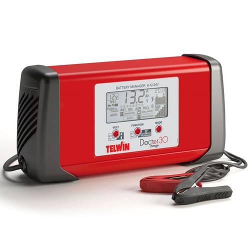 Multifunction Charger Doctor Charge 30 807585 Telwin