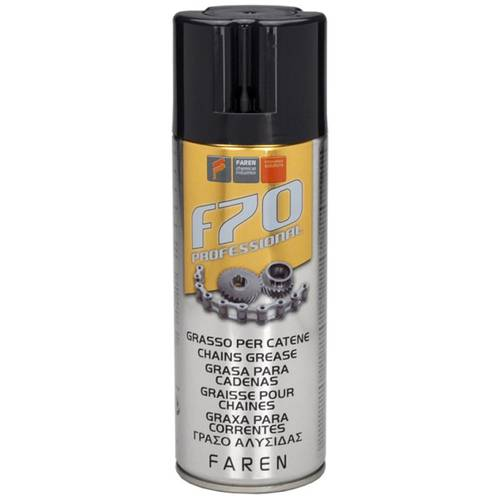 Spray Grease for F70 Chains 400ml Faren