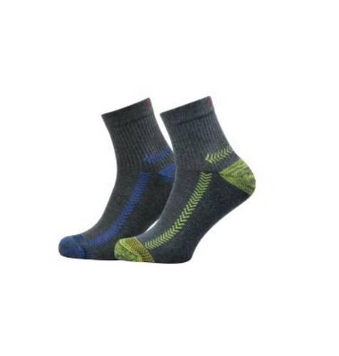Socks 2 Pairs Maxi Sneaker Atlas Soletta Comfort Punta Areata Fassi at Work