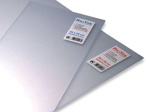 Polimark Transparent Smooth Polycarbonate Sheet