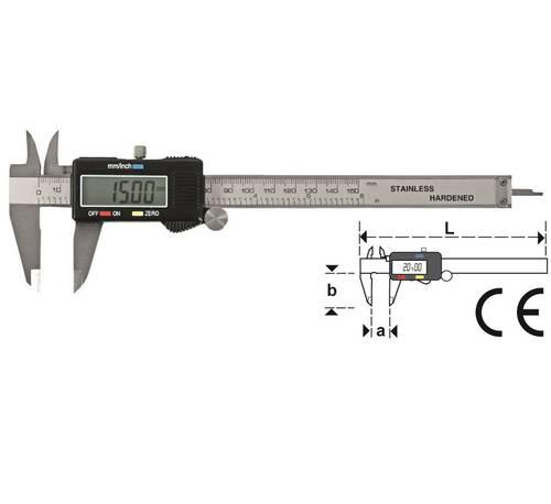 Calibre Digital Electronic Centesimal Maurer 93110