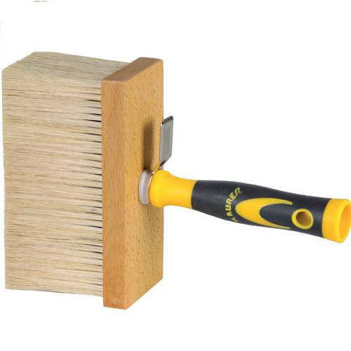 Brush Anti-drip mixed bristle 65x160 mm Maurer
