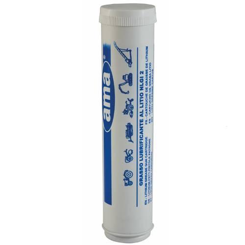 Lithium grease NLGI 2 cartridge 400gr 39194 Ama