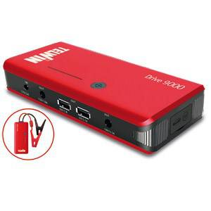 Starter Portable Drive 9000 Ultra-compact 12V Telwin 829565