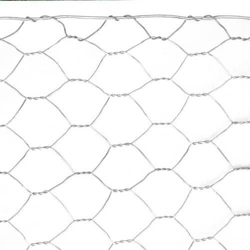 """Network Hexagonal Galvanized """"Esazinc"""" Verdelook"""