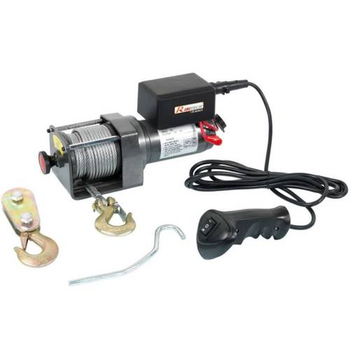Electric winch from Secure PE12V / 2500 Ribimex