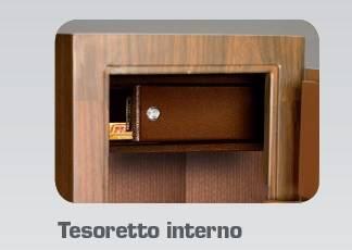 Closet Portafucili TLS / 7 Fuciliera 7 seats Technomax