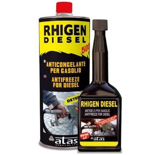 Antifreeze additive Rhigen Diesel Fuel Injectors for Atas