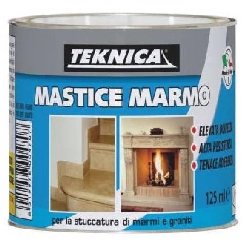Mastic Marble Straw ml.125 Teknica