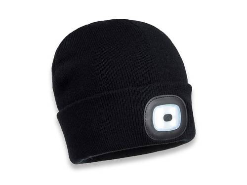 Winter Cap with Black Led Front Light