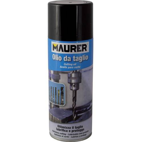 Cutting Oil Spray 400ml Maurer 088377
