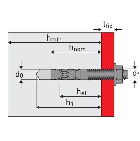 Dowel T11 Elematic