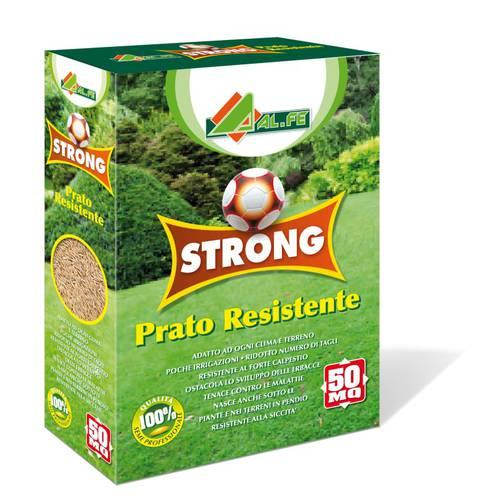 Seeds Resistant Lawn STRONG 1 Kg Al.Fe