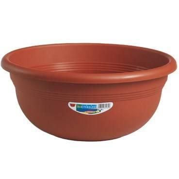"Bowl Plastic ""Mediterranean"" Stefanplast"