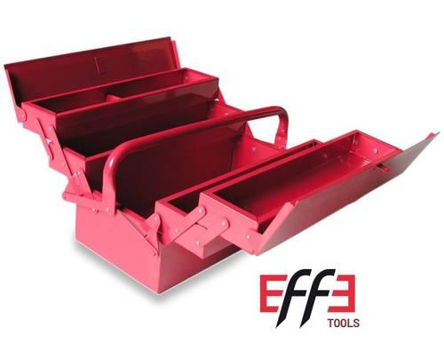 Tool Box Metal Tool 5 Compartments 5059802 Effe