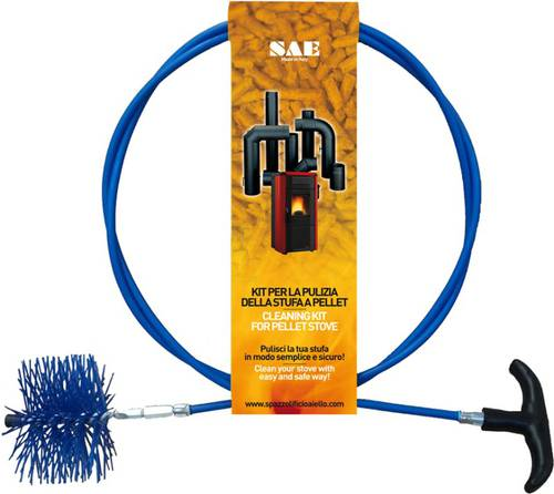 Pellet Stove Cleaning Kit