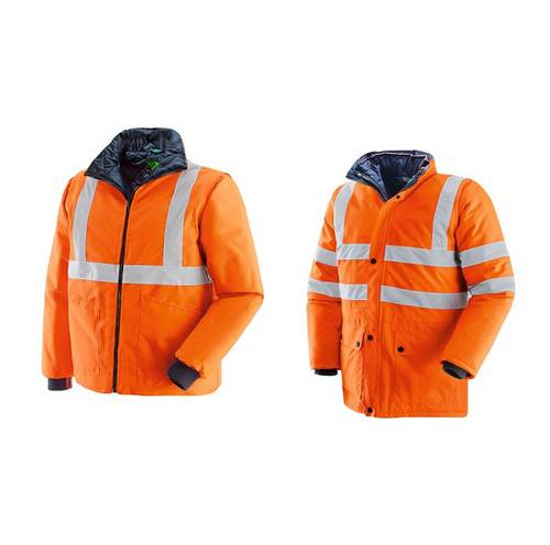 Jacket 3-in-1 High Visibility Jacket Simione 423124 Green Bay