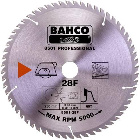 Lama Circolare 8501-23F 235mm Bahco