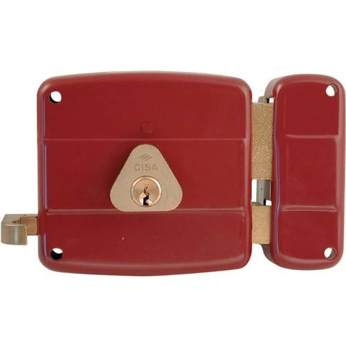 Lock Haven 2 + Fixed latch 50121 / 60.1 Cisa