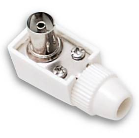 Coaxial socket Team 32050 Fanton