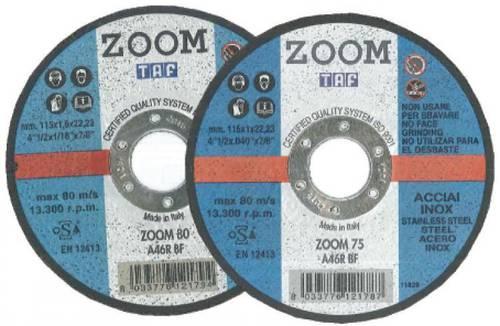 Disc Cutting Zoom Taf