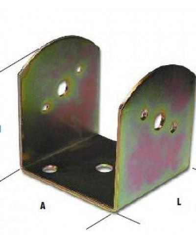 Bracket Mounting Steel Beams Art.838 Minutex