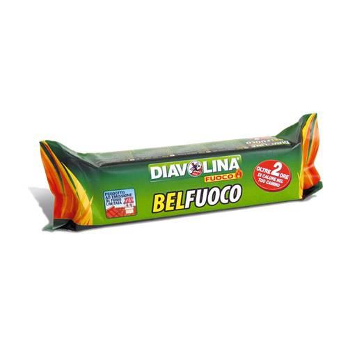 Firelock Log Diavolina Belfuoco
