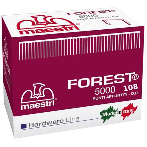 Forest 108 points 8mm 5000 pcs Masters