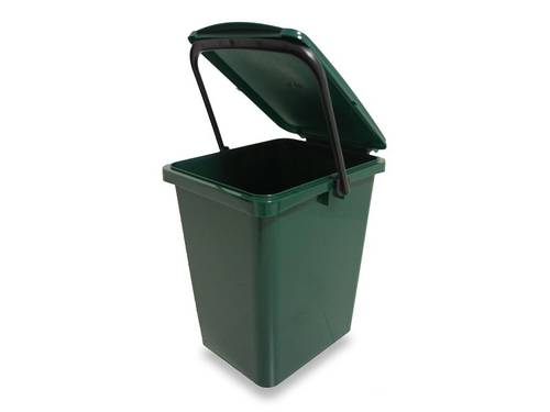 Garbage Trash Can Waste Collection Bins with Wet Garbage